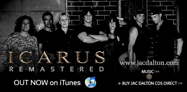 Jac Dalton Icarus on iTunes